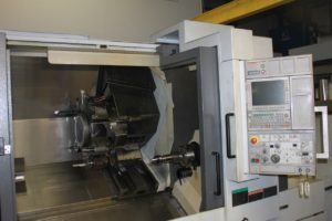 REVOLUTION VERTICAL CNC Manufacturing