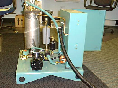 custom manufactured compressor