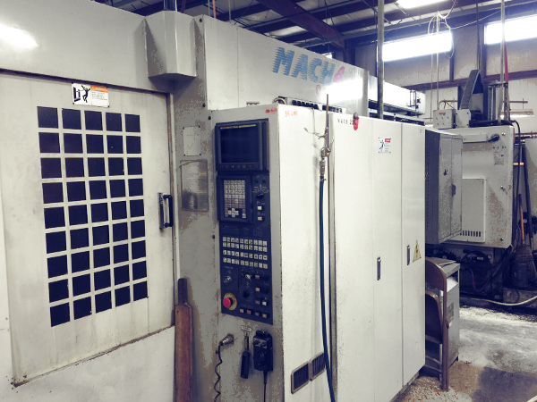 SAILO HORIZONTAL CNC machine